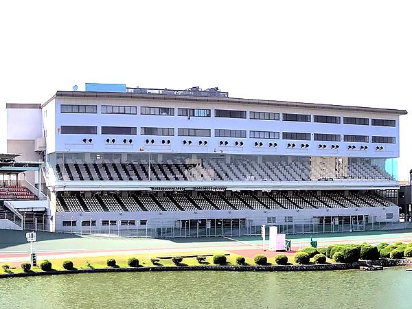大垣競輪場の場所